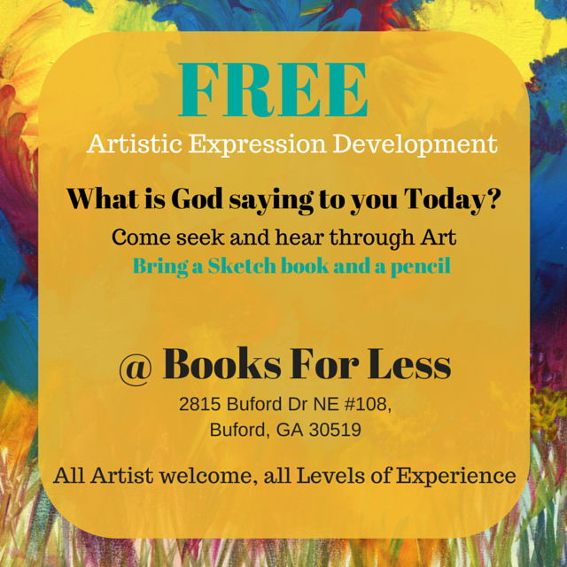 Free Artistic Expression Events Universe
