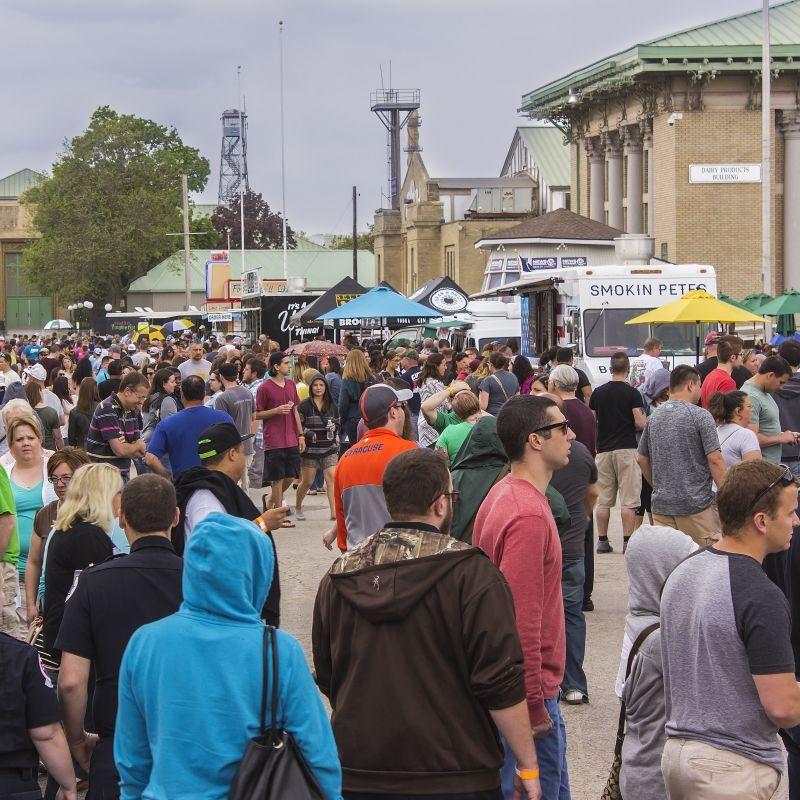 2nd annual syracuse food truck craft beer festival for Food truck and craft beer festival
