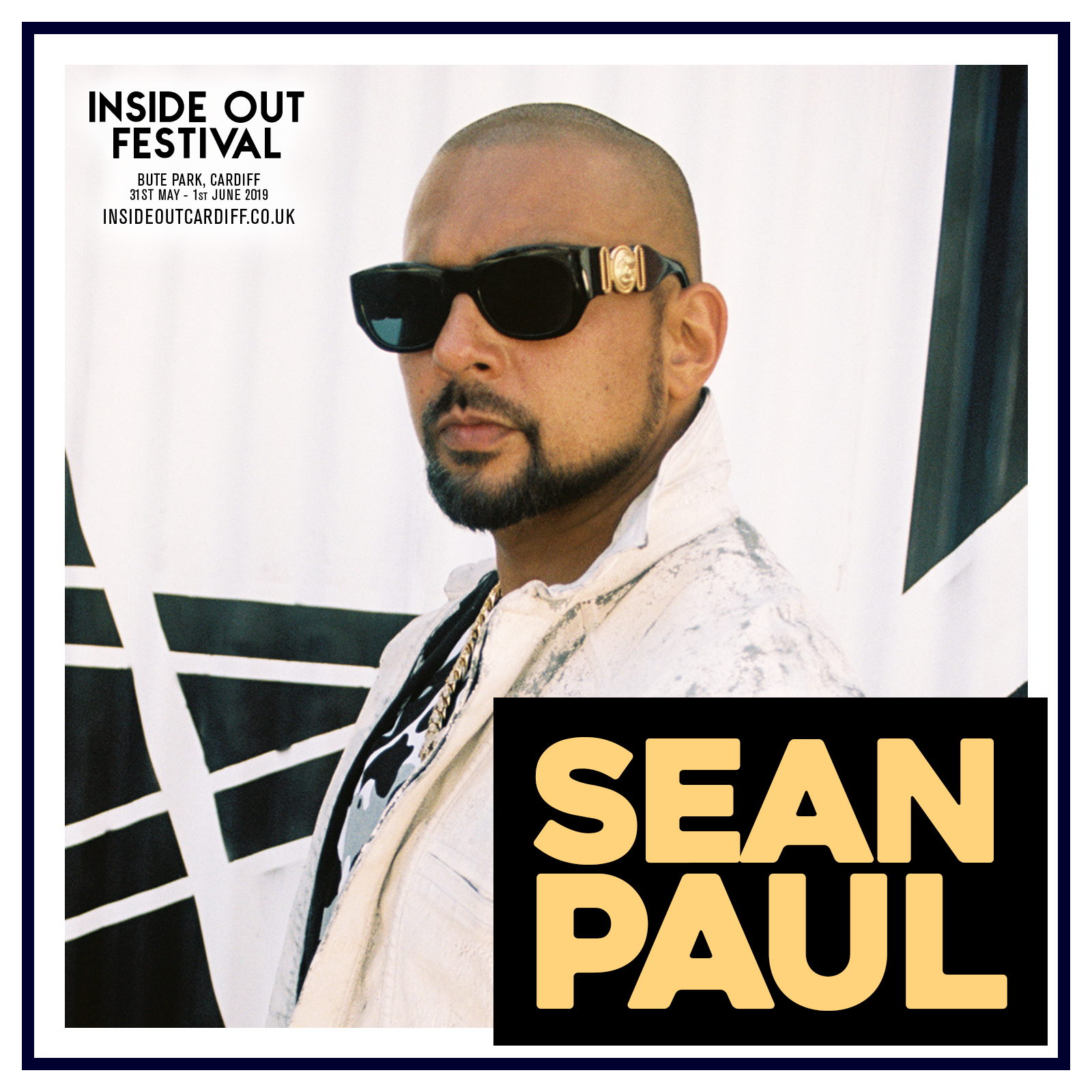 Sean Paul | Bute Park Cardiff
