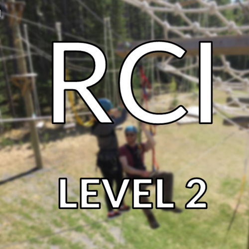 Ropes Course Instructor (Level 2) - May 20-24, 2020