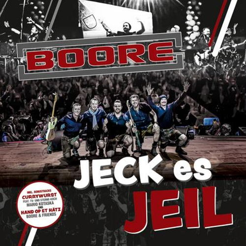 Jeck is Jeil - Boore im Alten Brauhaus