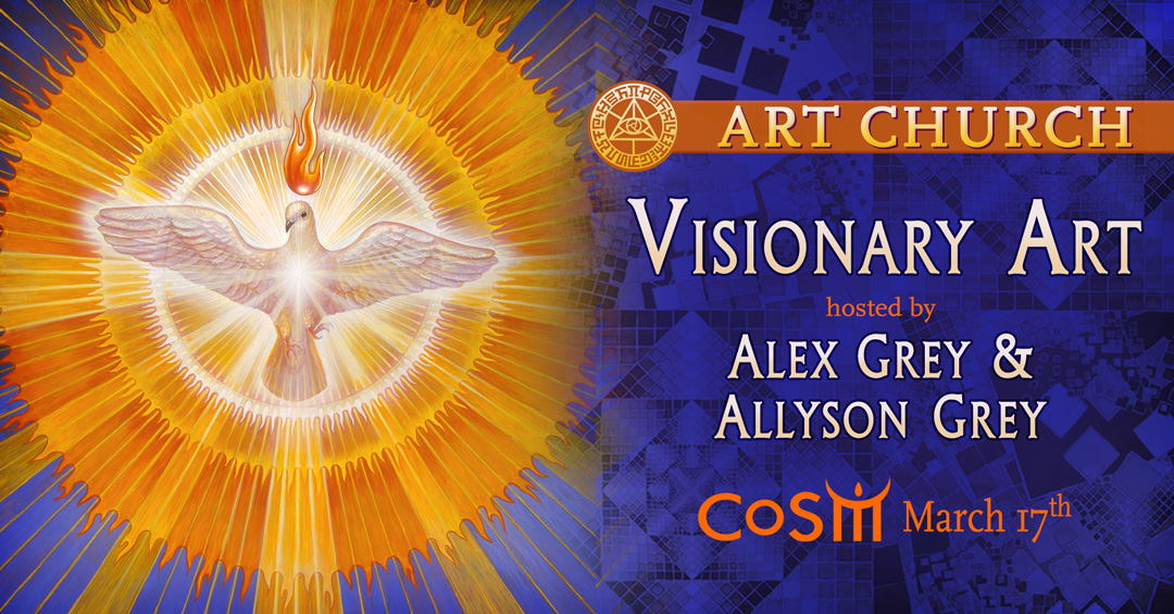 Art Church 2019: Visionary Art
