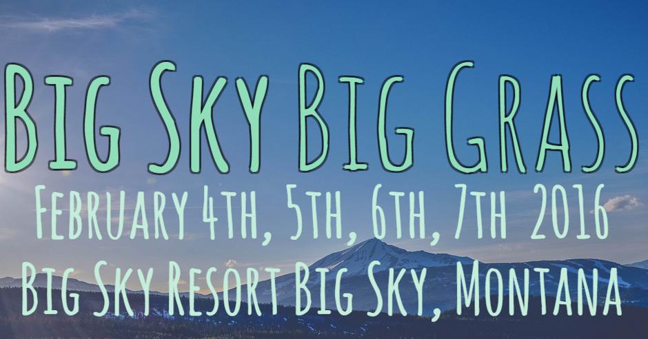 Big Sky Big Grass Friday Montana Jack Events Universe