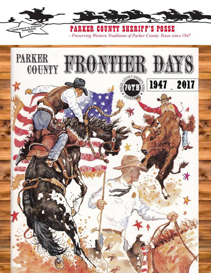 Buy Online Tickets For Parker County Frontier Days Prca