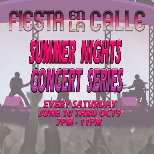 FELC Summer Concert Series - Fleetwood Mask