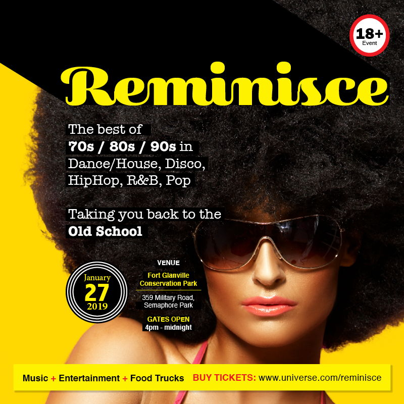 Reminisce - Taking You Back To The Old Skool - Best of 70s