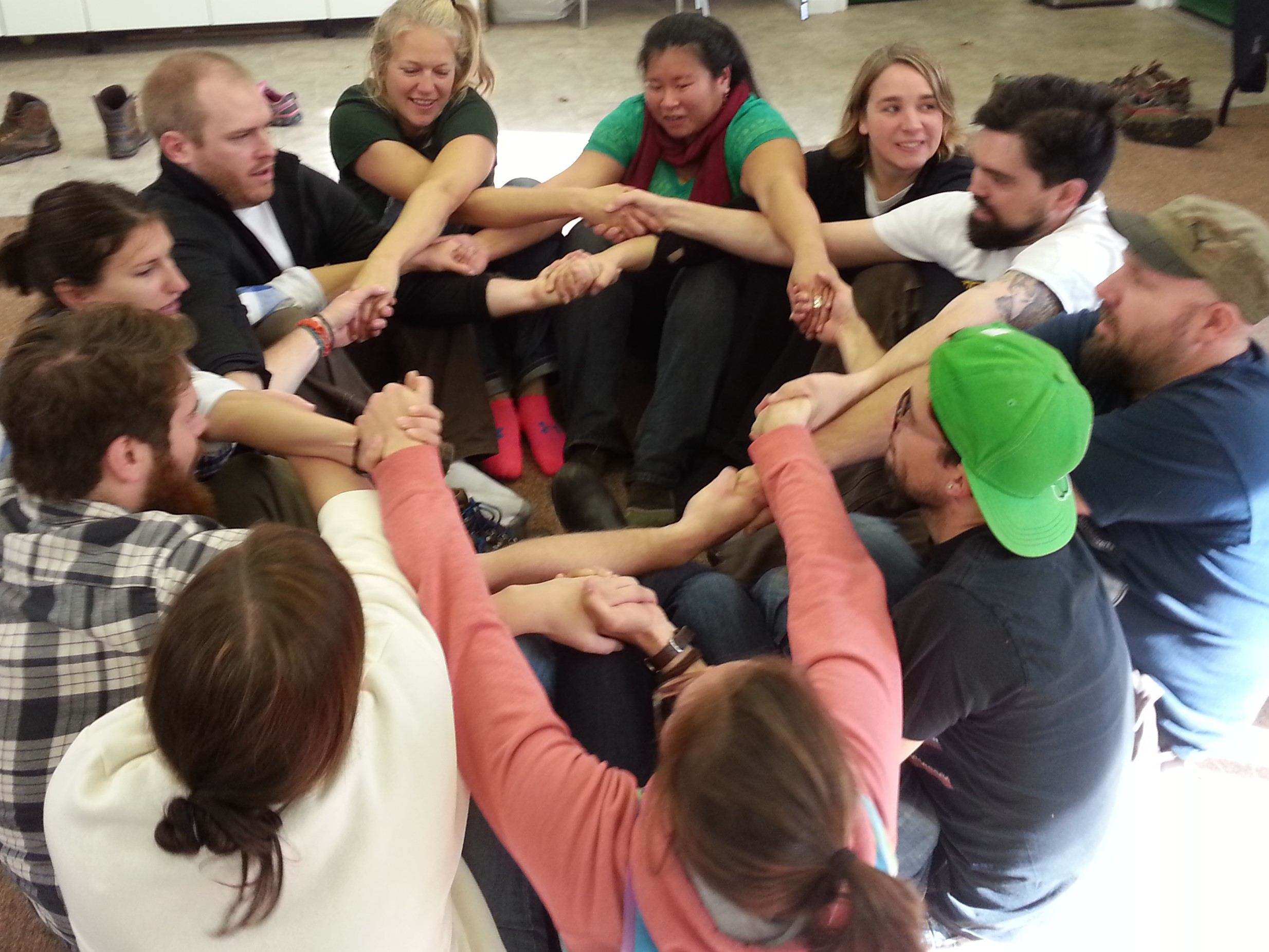 Old is new again… Leadership and Team Building activities that work
