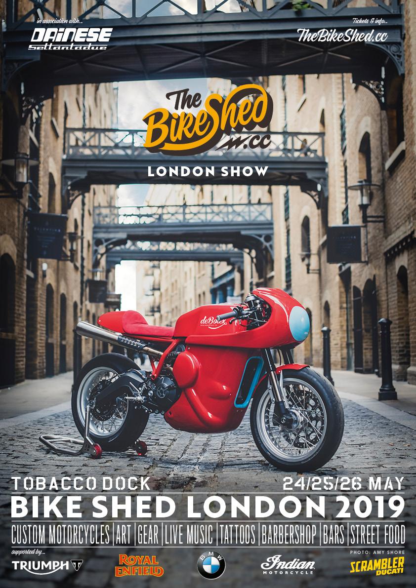 Bike Shed Festival