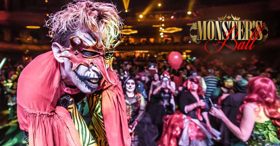 Monster S Ball Detroit 2019 Events Universe