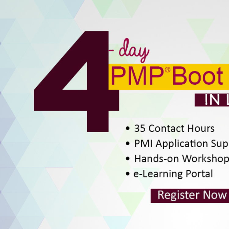 Pmp Certification Boot Camp Los Angeles Universe