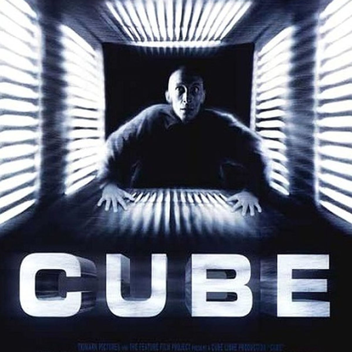 Cube (1997) Promo Poster