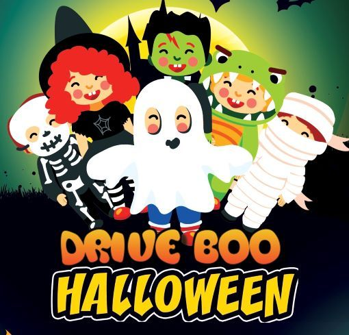 Drive Boo Halloween - October 24th - Events - Universe