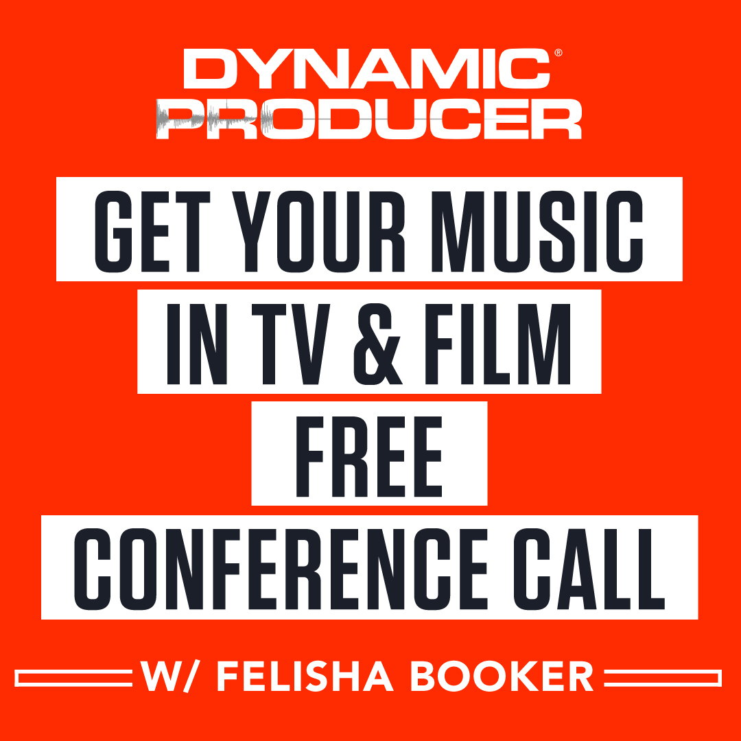 Get Your Music In TV & Film (Free Conference Call) - Events