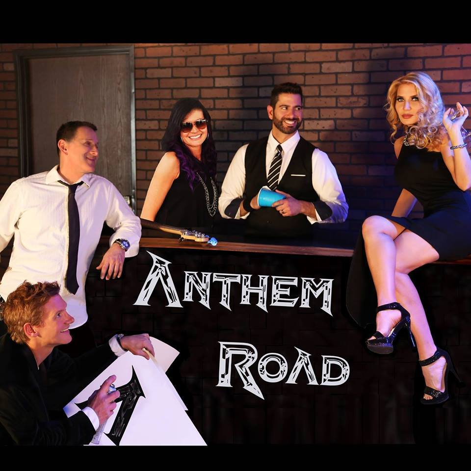 80's & 90's Night! Anthem Road! FREE House of Blues Anaheim