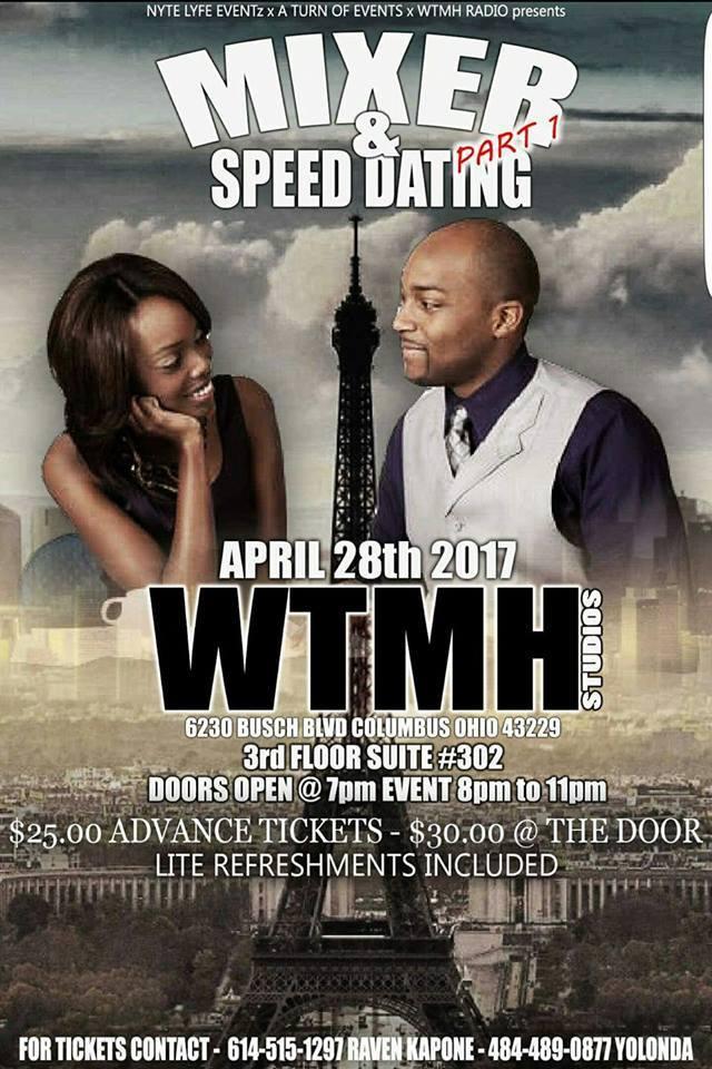 Columbus Speed Dating