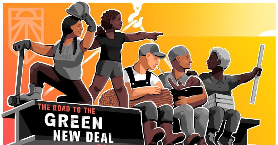SOLD OUT! Chicago: Green New Deal Town Hall - Events - Universe